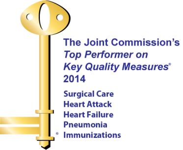 Joint Commison Key Quality Measures