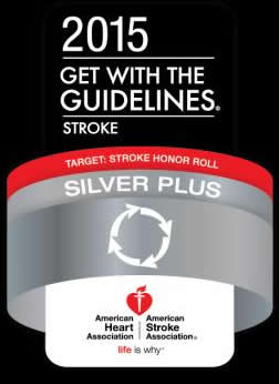 Stroke Silver Achievement Award